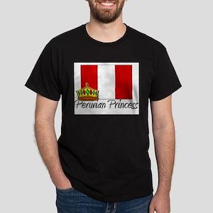 Peruvian Princess Dark T-Shirt