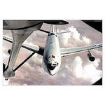 E3 AWACS Air Refueling