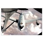 E3 AWACS Air Refueling