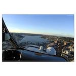 Lake Union Final Approach