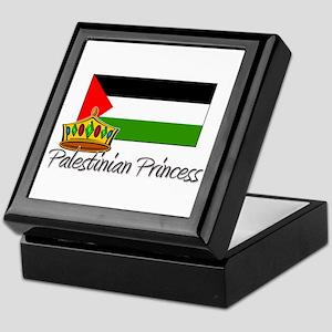 Palestinian Princess Keepsake Box