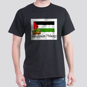 Palestinian Princess Dark T-Shirt