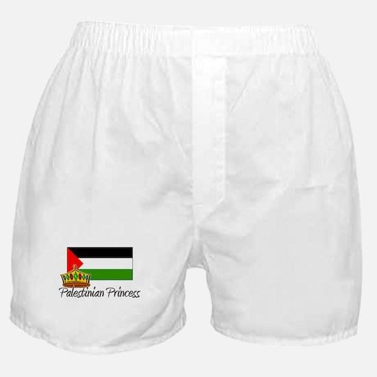 Palestinian Princess Boxer Shorts