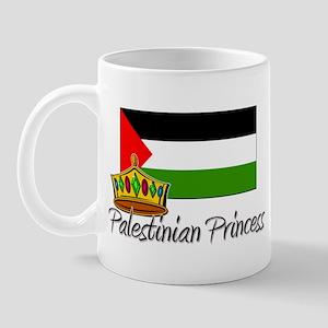Palestinian Princess Mug