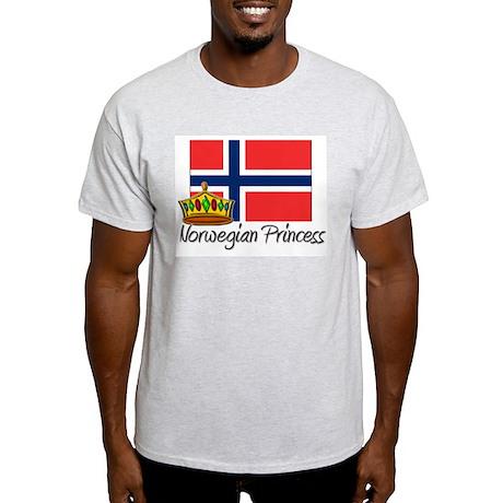 Norwegian Princess Light T-Shirt