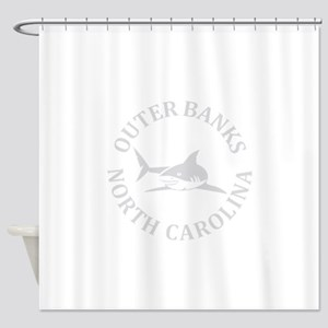 Summer outer banks- North Carolina Shower Curtain