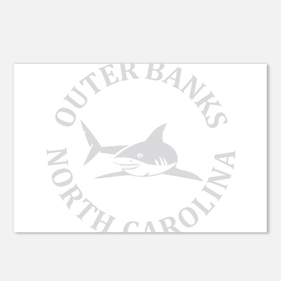 Summer outer banks- North Postcards (Package of 8)