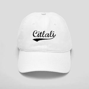 Vintage Citlali (Black) Cap