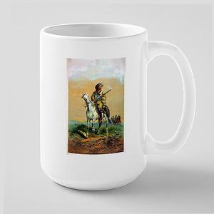 Buffalo Bill Cody Large Mug