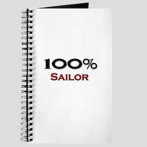 100 Percent Sailor Journal