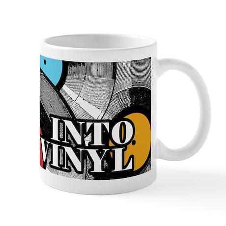 Into Vinyl - Mug