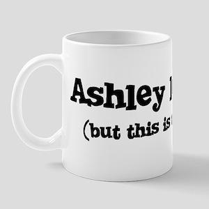 Ashley loves me Mug