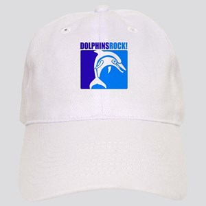 Dolphins Rock! Cap