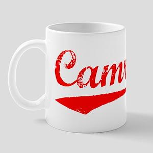 Vintage Camryn (Red) Mug