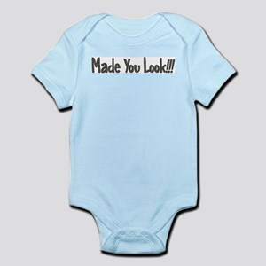 Made You Look!!! Infant Creeper