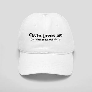 Gavin loves me Cap
