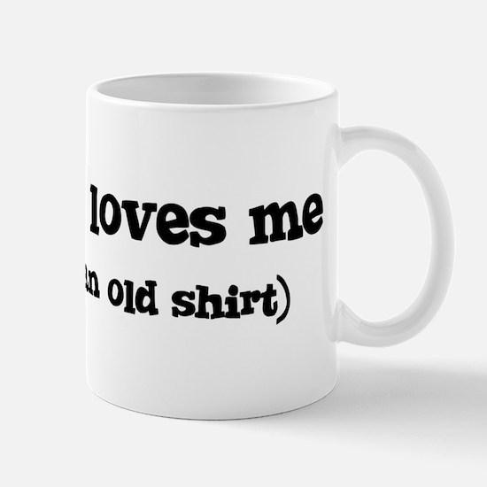 Gallagher loves me Mug