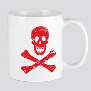 Skull And Crossbones Mugs