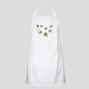 Dancing Shamrocks BBQ Apron