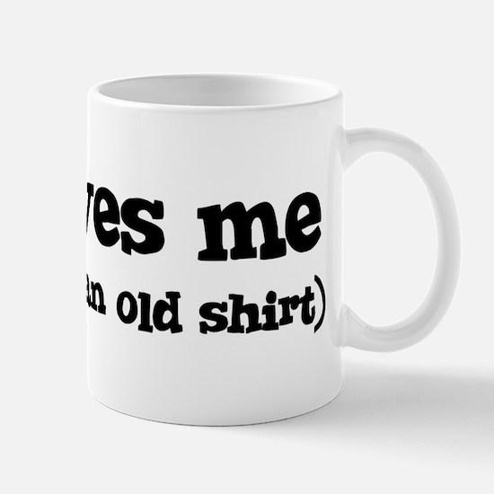Tia loves me Mug
