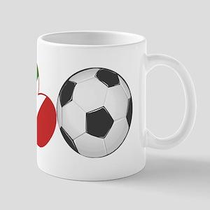 Italian Soccer Fan Mugs