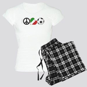 Italian Soccer Fan Pajamas