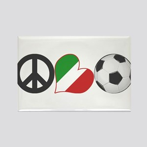 Italian Soccer Fan Magnets
