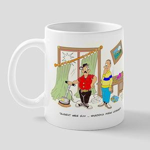 ALRIGHT WISE GUY Mug