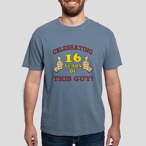 Funny 16th Birthday For Boys T-Shirt