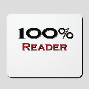 100 Percent Reader Mousepad