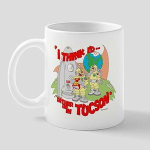 TUCSON / MOON Mug