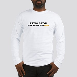 Estimator Long Sleeve T-Shirt
