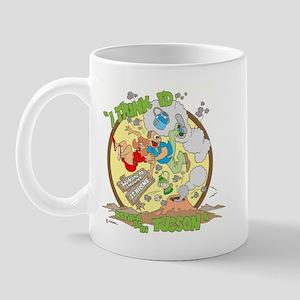 TUCSON / ST. HELENS Mug