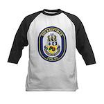 USS KAUFFMAN Kids Baseball Jersey