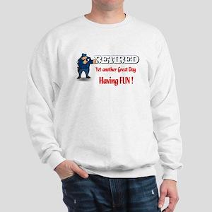 Cops are Tops. Sweatshirt