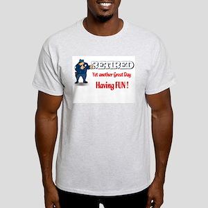 Cops are Tops. Light T-Shirt