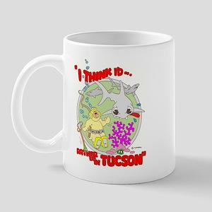 TUCSON / SHARKS Mug