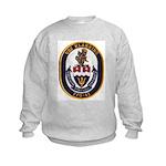 USS KLAKRING Kids Sweatshirt