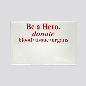 Be a Hero Magnets