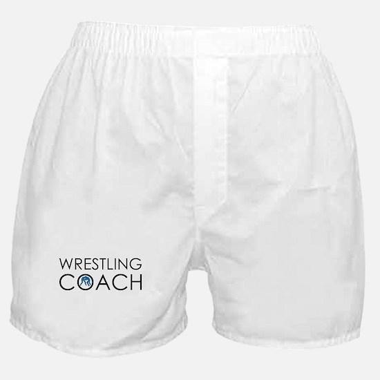 Wrestling Coach Boxer Shorts