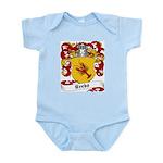 Krebs Family Crest Infant Creeper