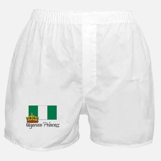 Nigerien Princess Boxer Shorts