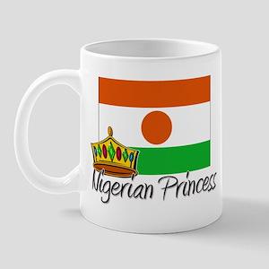 Nigerian Princess Mug
