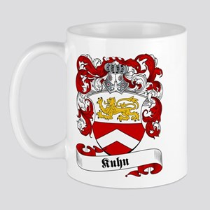 Kuhn Family Crest Mug