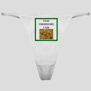 mac and cheese Classic Thong