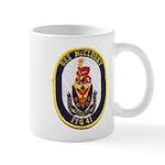 USS McCLUSKY Mug
