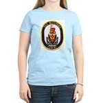 USS McCLUSKY Women's Light T-Shirt