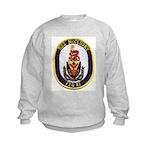 USS McCLUSKY Kids Sweatshirt