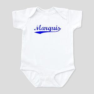 Vintage Marquis (Blue) Infant Bodysuit