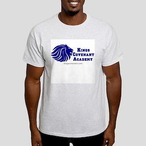 KCA Ash Grey T-Shirt
